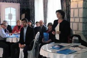 Кишиневский филиал МИМРД МПА СНГ провел заседание дискуссионного клуба