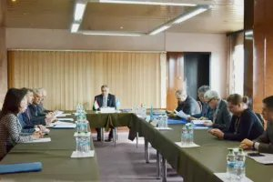 В столице Республики Молдова прошло организационное совещание группы международных наблюдателей от МПА СНГ