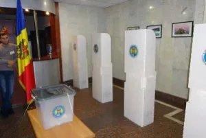 Открылись зарубежные участки для голосования на выборах Президента Молдовы