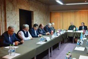 Наблюдатели от МПА СНГ обсудили результаты мониторинга второго тура выборов Президента Республики Молдова