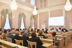 Валентина Матвиенко направила приветствие в адрес участников международной конференции «Восток и Запад встречаются в Санкт-Петербурге»