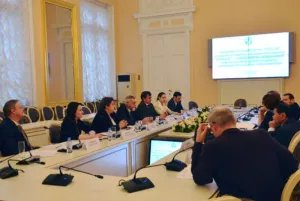 Проект соглашения по формированию Объединенной информационной системы государств ― участников СНГ по защите от биоопасностей обсудили в Таврическом дворце