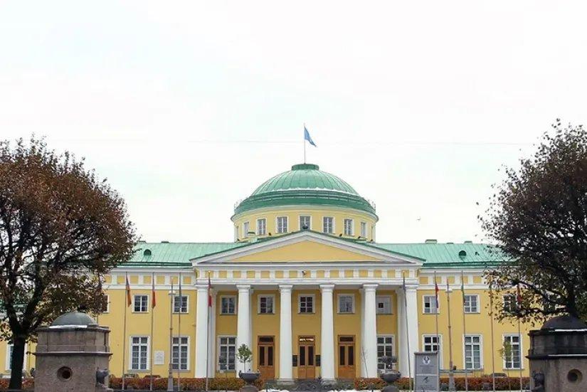 В Таврическом дворце открывается осенняя сессия МПА СНГ