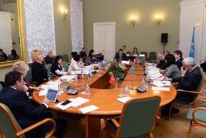 Завершилось  заседание Постоянной комиссии МПА СНГ по науке и образованию