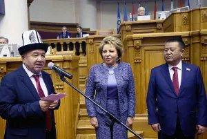 Кыргызский поэт Шайлообек Дуйшеев награжден премией МПА СНГ имени Чингиза Айтматова