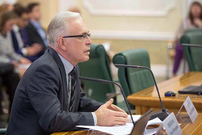 Алексей Сергеев представил в Совете Федерации проект новой Программы разработки проектов модельных законодательных актов МПА СНГ