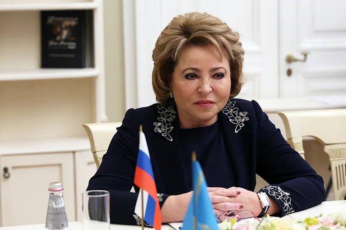 Валентина Матвиенко: Создание СНГ обеспечило условия для более глубокой интеграции на постсоветском пространстве