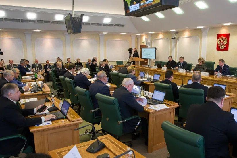 В Москве прошло заседание оргкомитета восьмого Невского международного экологического конгресса