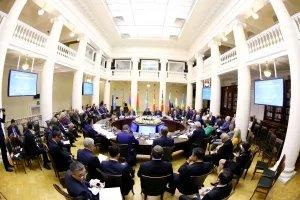 Об итогах четвертого международного культурно-образовательного форума «Дети Содружества» рассказали в Таврическом дворце