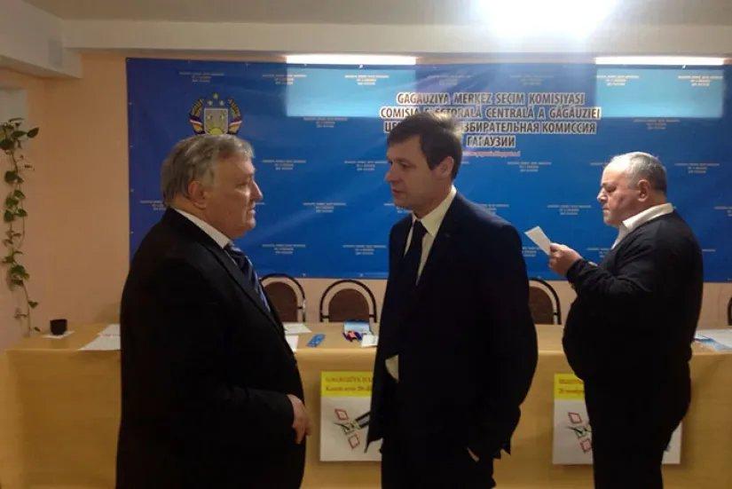 Сотрудники Кишиневского филиала МИМРД МПА СНГ провели мониторинг второго тура выборов в Народное Cобрание АТО Гагаузия Республики Молдова