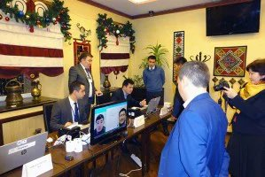Наблюдатели от МПА СНГ осуществляют работу на зарубежных избирательных участках
