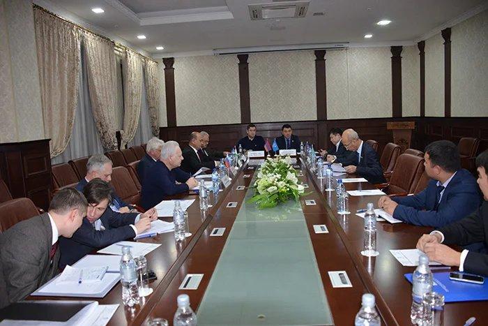 Группа международных наблюдателей от МПА СНГ провела итоговое совещание в Бишкеке