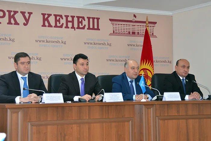 Наблюдатели от МПА СНГ дали высокую оценку организации референдума в Кыргызской Республике
