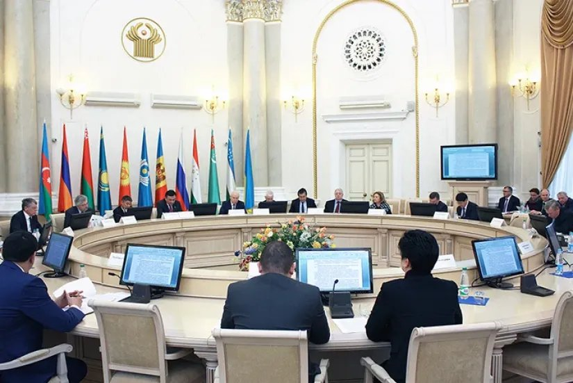 Постоянные полномочные представители стран Содружества подвели итоги своей деятельности в 2016 году