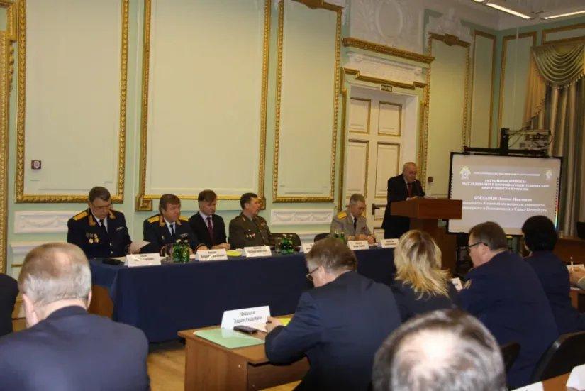 О безопасности и противодействии новым вызовам и угрозам говорили на международной научно-практической конференции