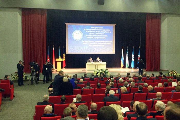 О подготовке кадров для субъектов системы обеспечения национальной безопасности говорили в Минске