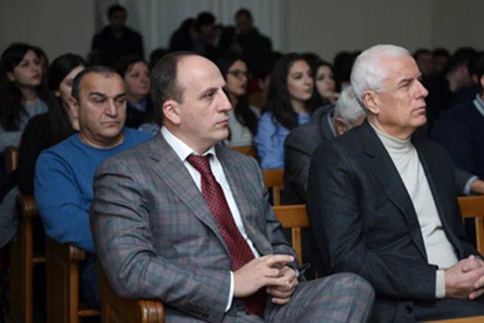 С особенностями избирательного процесса Республики Армения познакомили молодых избирателей