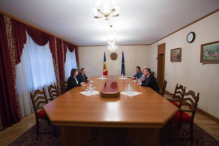Предстоящие мероприятия юбилейной сессии МПА СНГ обсудили в Кишиневе