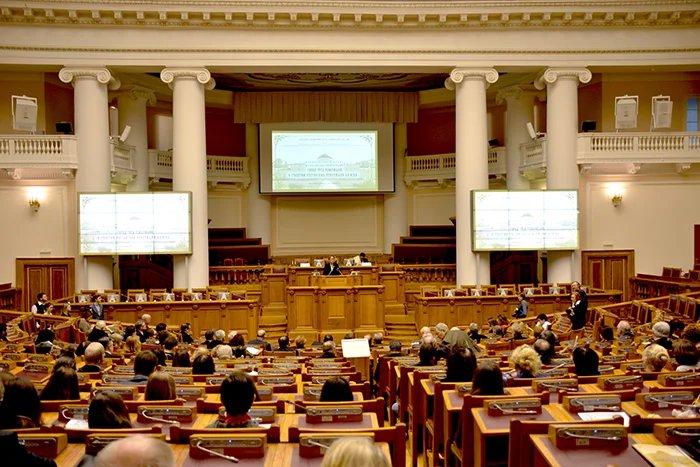 Уроки российских революций начала ХХ века обсуждают в Таврическом дворце