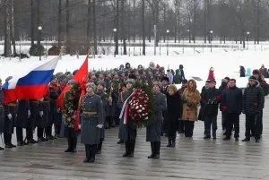 Председатель Совета МПА СНГ почтила память жертв блокады Ленинграда
