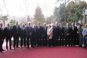 Генеральные секретари парламентов и межпарламентских организаций встретились в Стамбуле