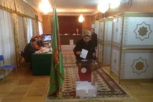Международные наблюдатели от СНГ провели мониторинг выборов Президента Туркменистана