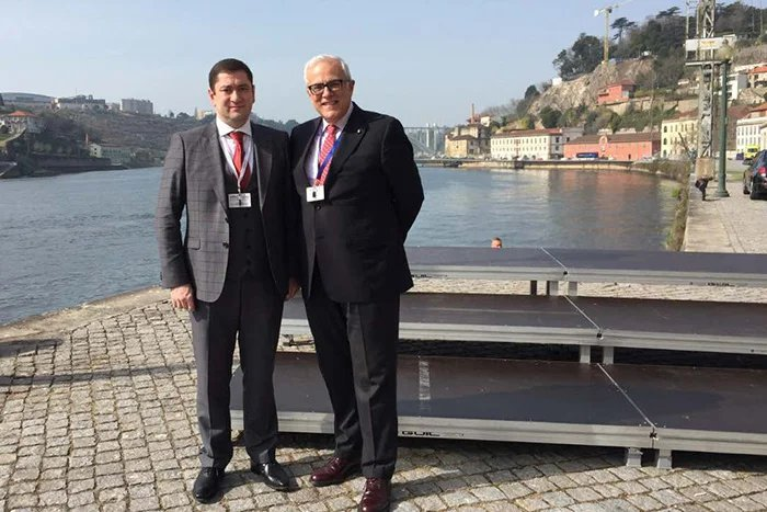 Пленарная сессия Парламентской ассамблеи Средиземноморья открылась в Порту