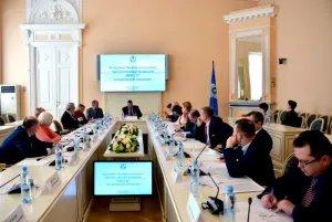 Заседание Экспертного совета при Постоянной комиссии МПА СНГ по правовым вопросам состоялось в Таврическом дворце