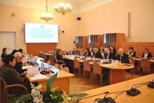 Проект Конвенции о сохранении культурного наследия государств — участников СНГ обсудили в Таврическом дворце