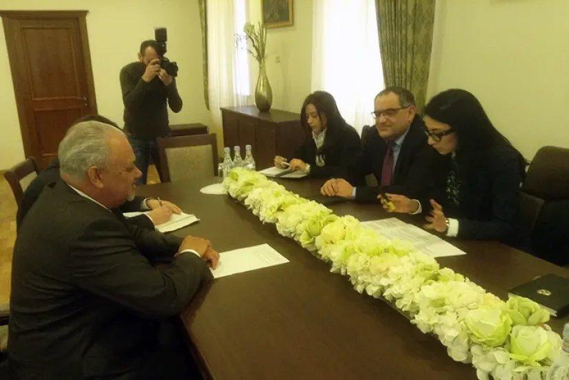 В Республике Армения проходит долгосрочный мониторинг выборов депутатов Национального Собрания Республики Армения