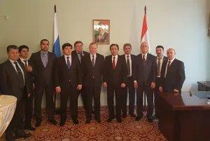В Санкт-Петербурге открылось Генеральное консульство Республики Таджикистан