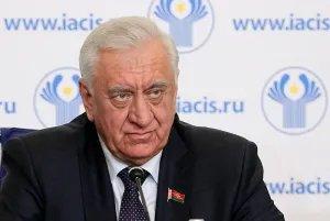 Михаил Мясникович: «Межпарламентская Ассамблея СНГ состоялась как мощная региональная межпарламентская структура»