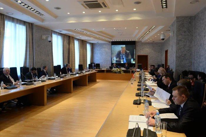 Развитие модельного законотворчества в сфере обороны и безопасности обсудили в Таврическом дворце
