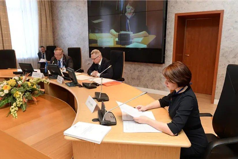 Эксперты обсудили вопросы гармонизации законодательства в сфере безопасности и противодействия новым вызовам и угрозам