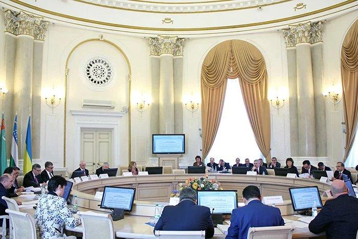 Cовместное заседание Совета постпредов и Комиссии по экономическим вопросам при Экономическом совете СНГ прошло в Минске