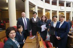 В Минске прошел семинар на тему «Актуальные вопросы международной деятельности и межпарламентского сотрудничества Республики Беларусь»