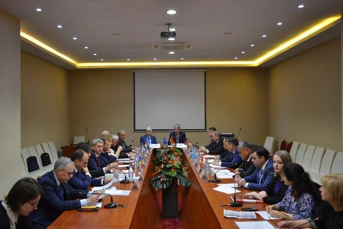 В Ереване прошло организационное совещание группы международных наблюдателей от МПА СНГ
