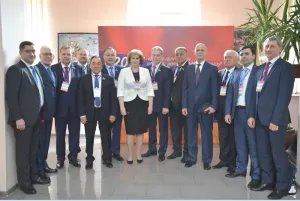 Наблюдатели от МПА СНГ встретились с руководством ЦИК Республики Армения