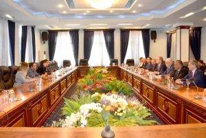 Наблюдатели от МПА СНГ обсудили стратегии агитационных кампаний с участниками избирательного процесса