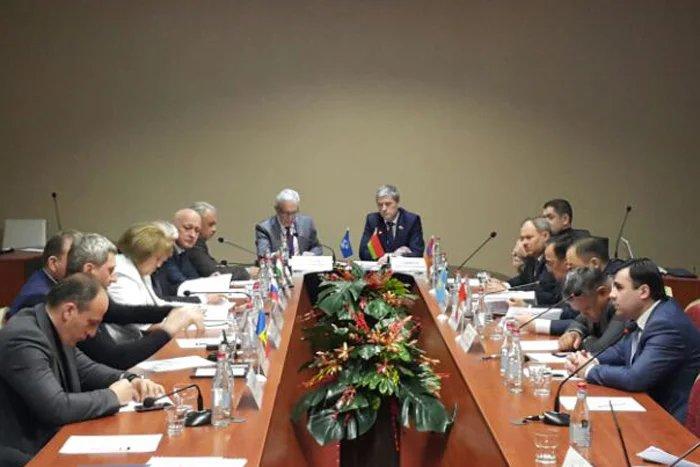 Международные наблюдатели от МПА СНГ обсудили итоги наблюдения за проведением выборов в Республике Армения
