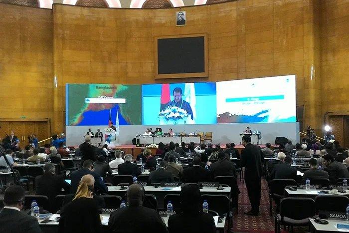 В Бангладеш проходит 136-я Ассамблея Межпарламентского союза
