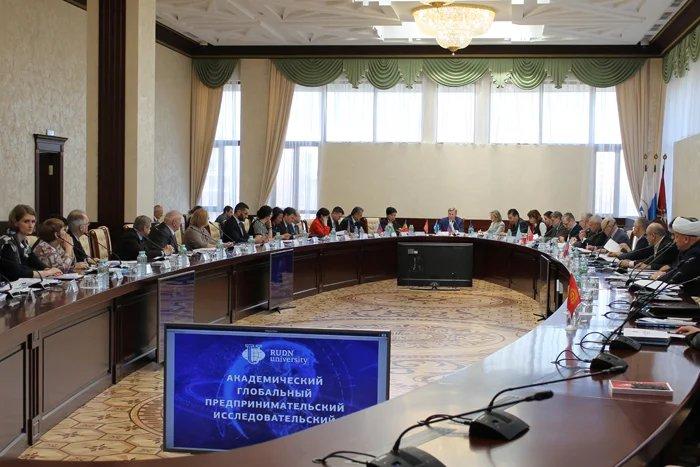 В Москве прошло заседание Совета по сотрудничеству в области образования государств — участников СНГ