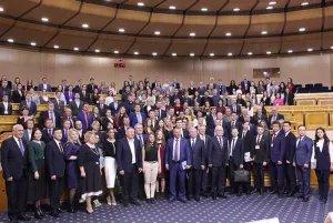 IV Евразийский молодежный инновационный конвент стартовал в Санкт-Петербурге