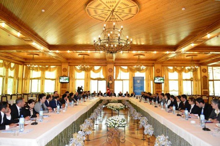 Бакинский филиал МИМРД МПА СНГ провел семинар
