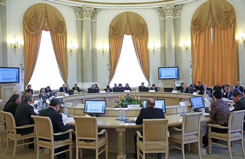 В Минске прошло очередное заседание Совета постпредов стран СНГ
