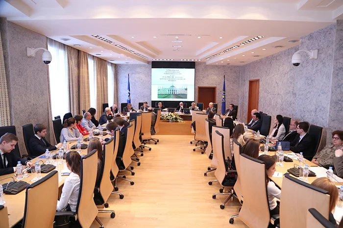 VI международная научная конференция «Таврическая перспектива» состоялась в Санкт-Петербурге