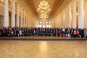 В Таврическом дворце проходит 14-я Европейская конференция органов администрирования выборов