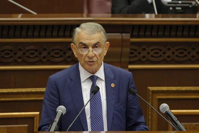 Ара Баблоян избран Председателем Национального Собрания Республики Армения