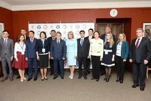 Заседание Совета по туризму стран Содружества прошло в Санкт-Петербурге