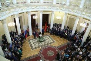 Председателю Совета МПА СНГ Валентине Матвиенко присвоено звание почетного гражданина Санкт-Петербурга